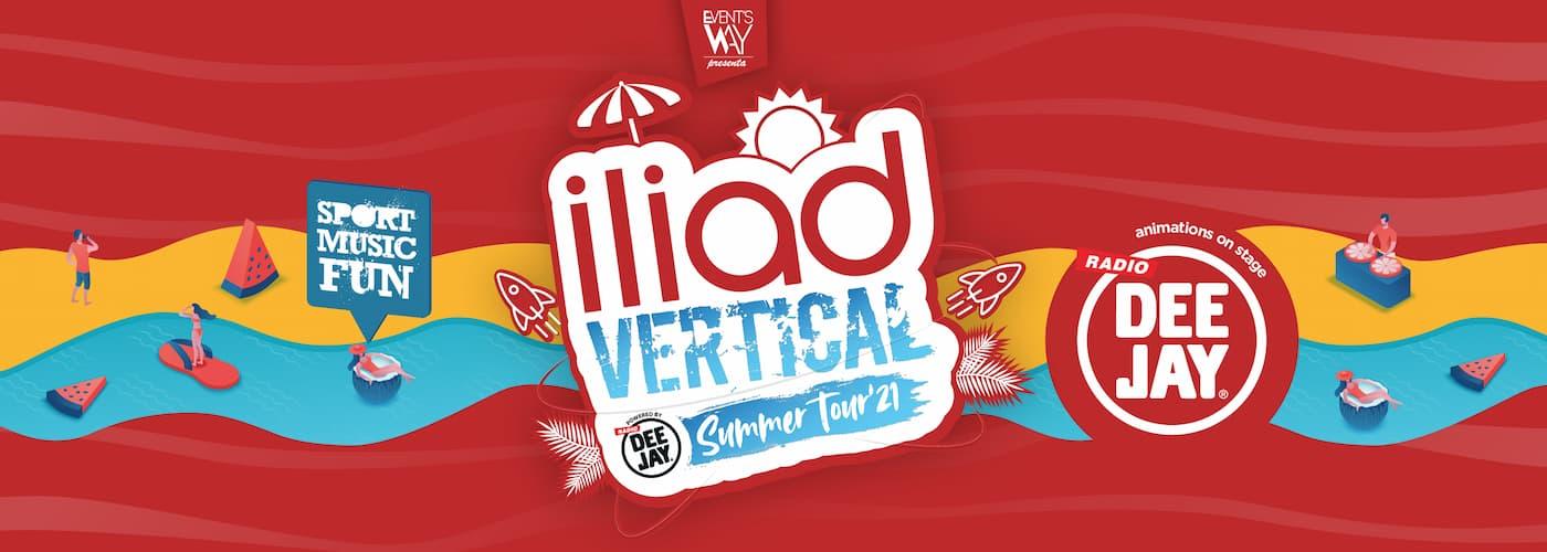 iliad Vertical Summer Tour 2021 San Vito Lo Capo