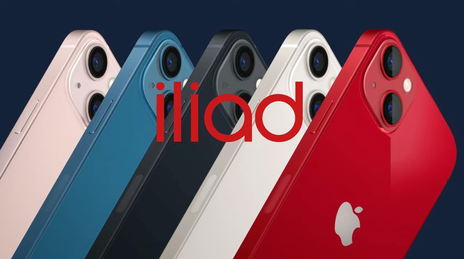 iPhone 13 iliad