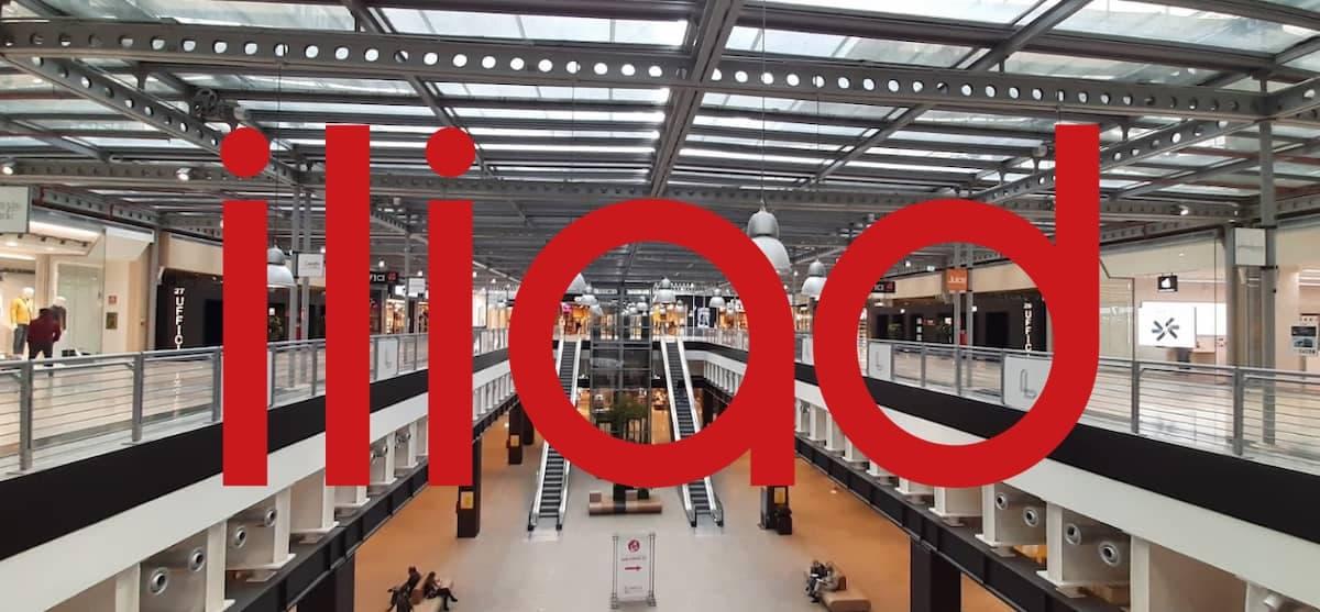 iliad Centro commerciale Torino Lingotto